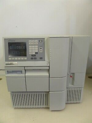Waters Alliance 2695 Hplc Separations Solvent Delivery Hw Fault