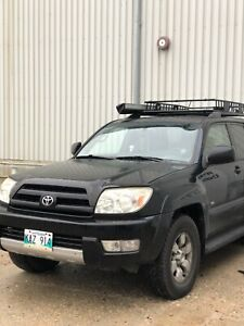 New TO1006166 Front Bumper Reinforcement Bar for Toyota 4Runner 1999-2002