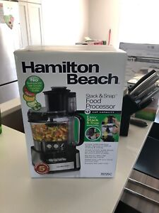 Spring cleaning kitchen appliances. BRAND NEW IN BOX