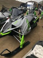 """2017 Arctic Cat ZR 6000 129"""" R XC Guelph Ontario Preview"""