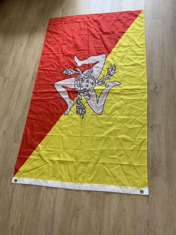 Sicily Nylong Flag