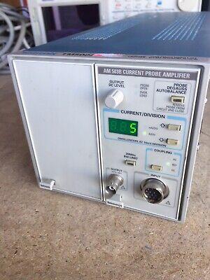 Tektronix Tm502a Am 503b Current Probe Amplifier 0007967