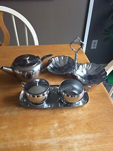 Stainless Steel Serving Set