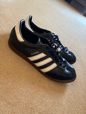Vintage 1983/84 Adidas Orginals Samba Trainers