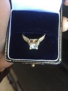 Beautiful one of a kind engagement ring