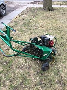 Ryan Heavy-Duty Lawn Aerator
