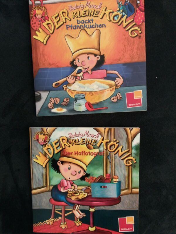 Der Kleine König Buch 2x