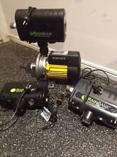 Davey Rainbank 3, 1 pump, 2 working units, 1 parts unit. Coomera Gold Coast North Preview