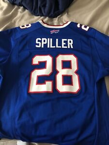 NFL c.j spiller jersey