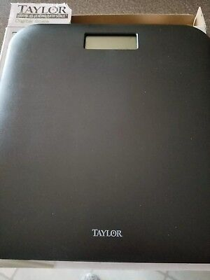 TAYLOR, DIGITAL BATH SCALE, MODEL 7042BT