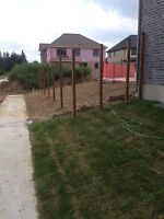 Nick's Post Hole Digging & Setting @5194010762