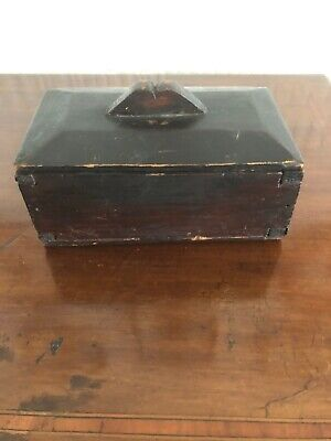 Great Vintage Art Deco Shabby Chic Storage Box