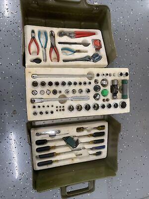 Aircraft Maintenance Powertrain Tower Tool Kit W49238 Nsn 5180-01-375-6928