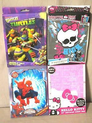 Spiderman, Turtles, Hello Kitty or Monster High 10