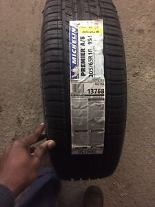 Brand new all season Michelin at it lowest price