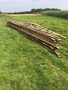 Used rafters. 26' span. Good condition.