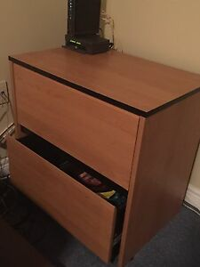 FS: 2 drawer filing cabinets (x2)