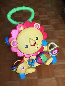 Trotteur lion Fisher-Price