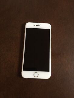 iPhone 6s 64gb gold colour