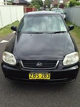 2004 Hyundai Accent Hatchback Redhead Lake Macquarie Area Preview