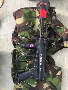 Excellent Condition Paintball Gear