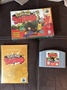 POKEMON SNAP COMPLETE IN BOX