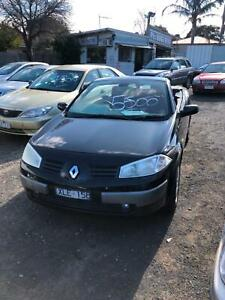 2005 Renault Megane cabriolat Oakleigh East Monash Area Preview