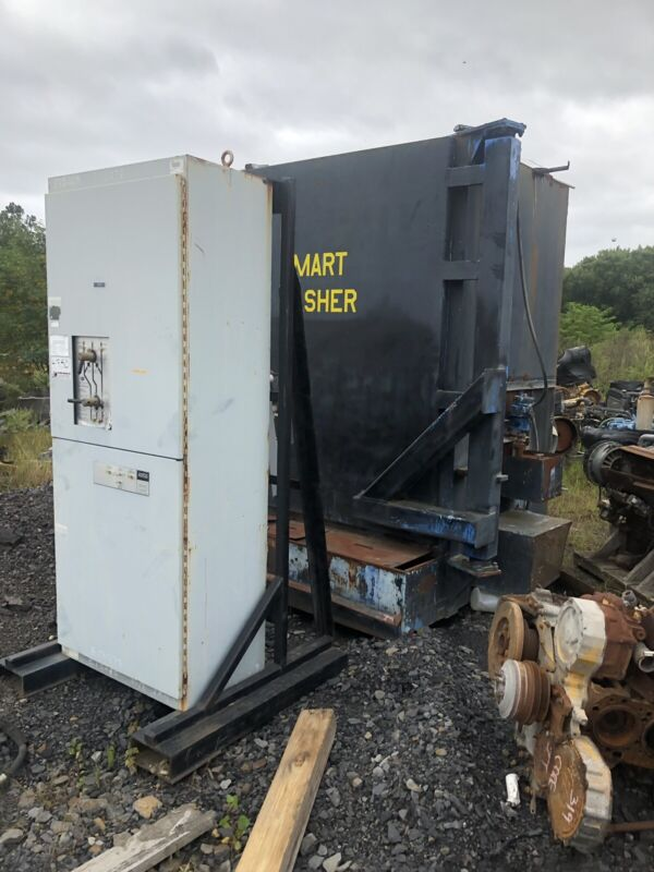 Mart Washer. Engine And Parts Washer