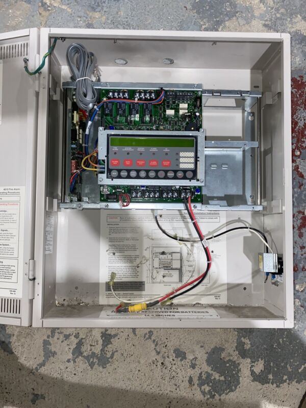 Simplex 4010 Panel