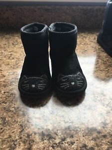 Fall boots for girl toddler