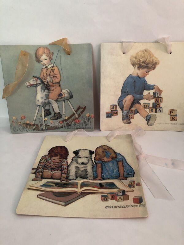 Jessie Wilcox Smith Prints (lot of 3)
