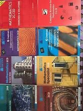 40+ Year 11 and 12 textbooks from $15 each (Cheap) Scarborough Stirling Area Preview