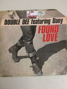 "a4 vinyl 12"" DOUBLE DEE featuring DANY FOUND LOVE soft house remix - Mozart rmx - Italia - a4 vinyl 12"" DOUBLE DEE featuring DANY FOUND LOVE soft house remix - Mozart rmx - Italia"