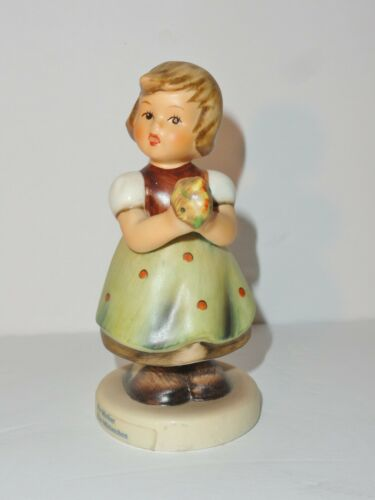 "Hummel Figurine ""FOR MOTHER"" #257 2/0  TMK6"