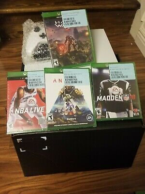Microsoft Xbox One S 1TB Video Game Console w/ NBA 2K19 Bundle . segunda mano  Embacar hacia Argentina
