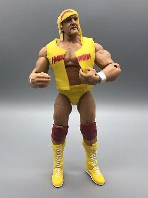 WWE Mattel Elite Hulkamania Defining Moments HULK HOGAN Wrestling Action Figure