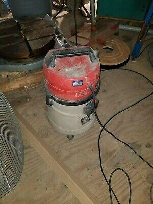 Pullman-holt Model 45 1.5 Hp 10 Gal Hepa Vacuum