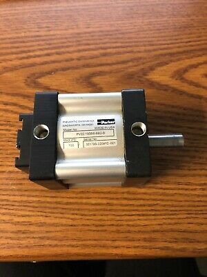 New Parker Pneumatic Keyed Rotary Actuator Pv22-180bs-bb2-b