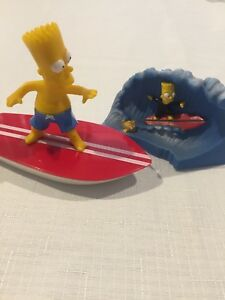 Simpson's Collectables - 2001 (soft plastic) & 2005 (hard plastic)