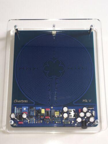 Schumann Resonator CHARTRES Mk.V audiophile tweak WITH CASE/ENCLOSURE