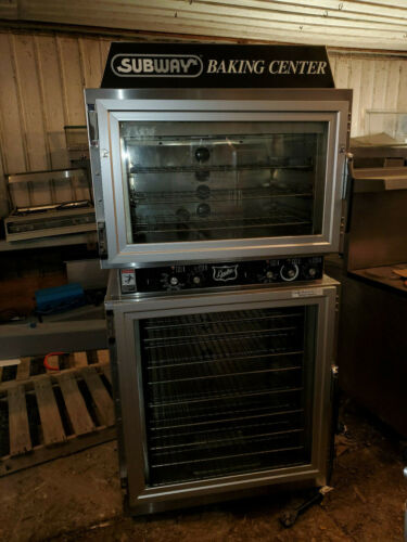 Duke Baking Center Commercial Electric Convection Oven & Proofer AHPO-618 Bakery