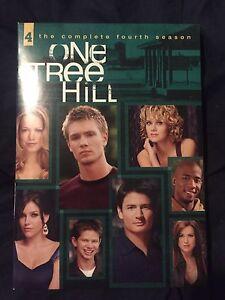 One Tree Hill DVD Complete Season 4