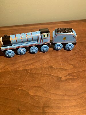 2003 Thomas & Friends Wooden Railway Gordon #4 with Tender Express Train #0031