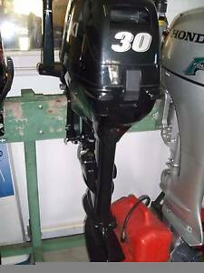 30hp Suzuki Outboard 2 stroke 2014 model Merimbula Bega Valley Preview