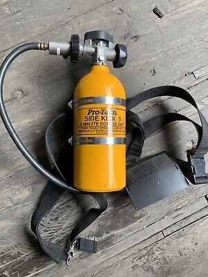 Side Kick 5 Minute Emergency Escape Air Breathing Tank