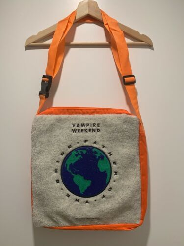Vampire Weekend Vinyl Bag