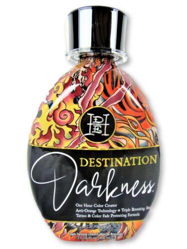 destination darkness bronzer tanning lotion 13 5