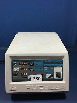 Buehler Electromet 4 70-1831-115 115v 10a Electropolisher Power Supply