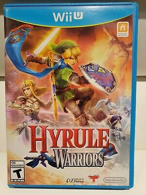 Hyrule Warriors (Wii U, 2014)