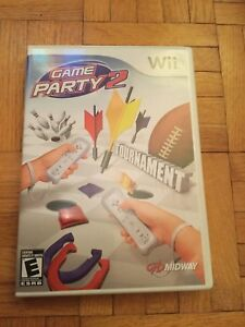 Game party 2 (Wii game)